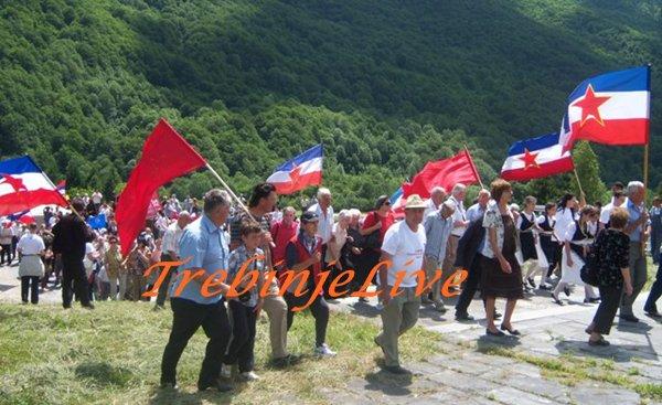 Delegacije SUBNORA i opstine Trebinje