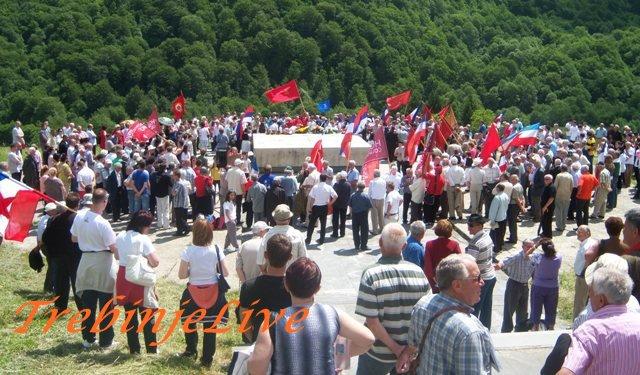 Delegacije SUBNORA i opštine Trebinje