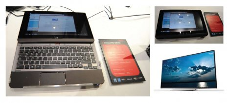 tablet i laptop