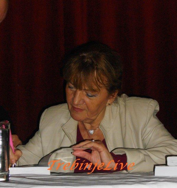 ljiljana bulatovic raport komandantu