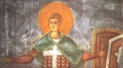 Sv.Dimitrije Solunski