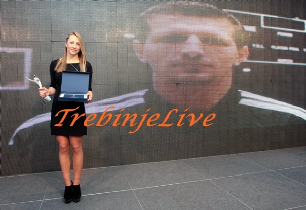 Ivana Ninkovic najbolji sportista BiH