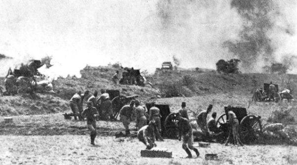 kolubarska bitka