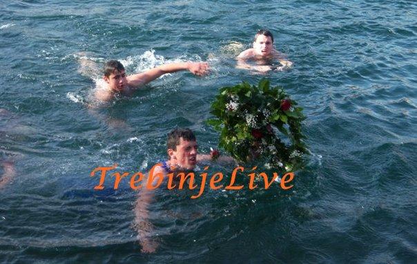 plivanje za bogojavljenski krst