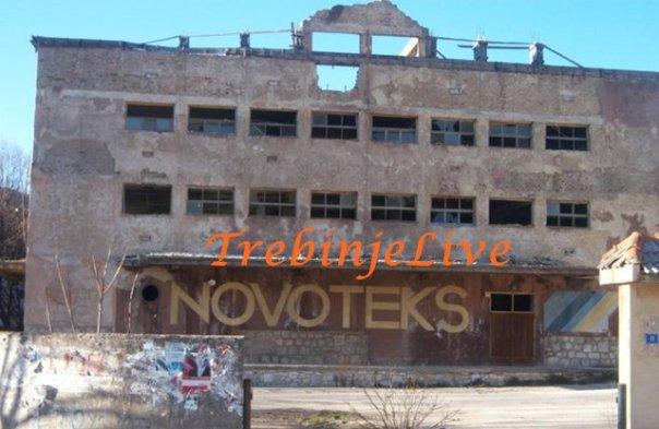 prodata stara zgrada novoteksa