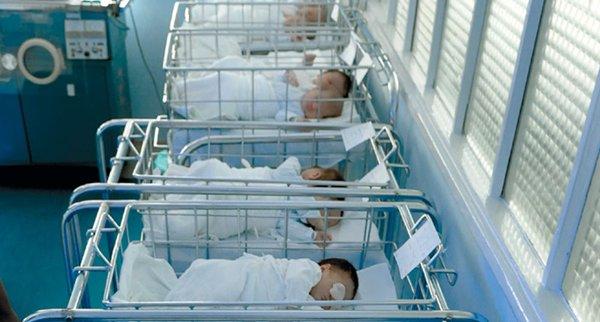 bebe bez maticnog broja