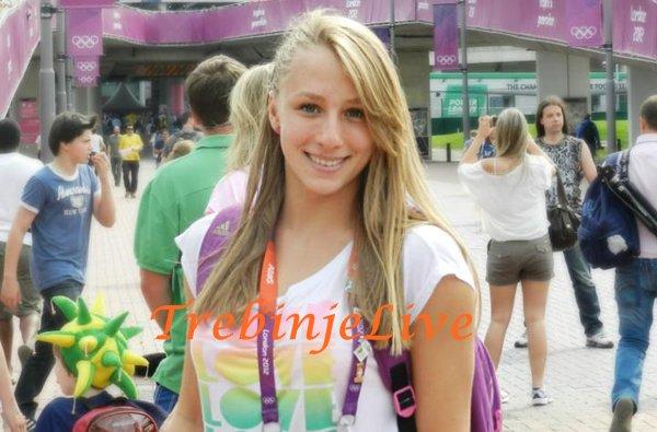 ivana ninkovic na svjetskom prvenstvu