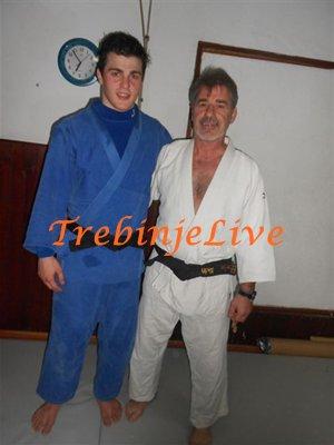 marko bubonja sa trenerom