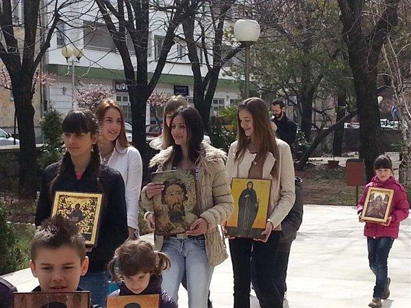 nedjelja pravoslavlja u trebinju